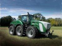 Будущее за тракторами «Fendt TRISIX Vario»