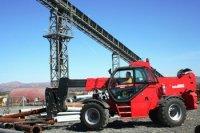 «Manitou MHT 10160»: новый телескопический погрузчик