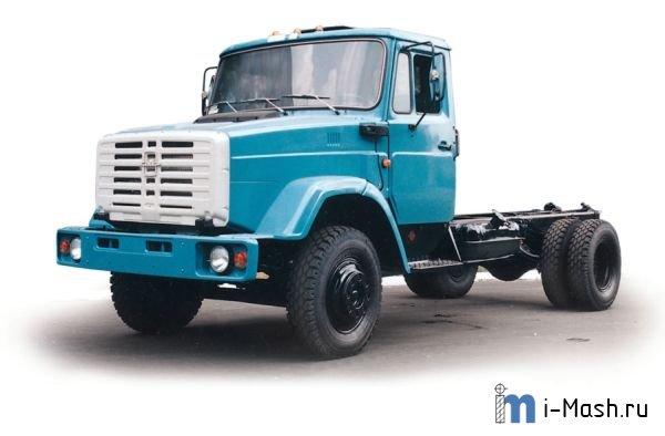 ЗиЛ-433112 шасси, фургоны на базе