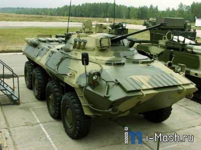 Однако подраздела для военной техники нет.