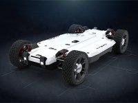 Модульная платформа для собственного электромобиля