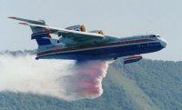 Самолет-амфибия Бе-200 сертифицирован в противопожарном варианте