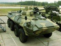 Приемо-сдаточные испытания БТР-82 и БТР-82А близки к завершению