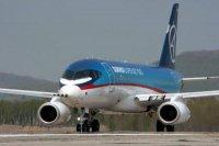 Сертификационные испытания конструкции самолета Sukhoi Superjet 100 завершены