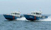 На верфи Baltic Workboats завершено строительство патрульных катеров для береговой охраны Болгарии