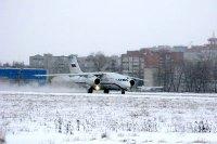Воронежские авиастроители передали заказчику очередной самолет Ан-148