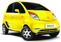 Tata Nano выходит за пределы Индии