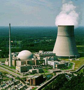 Технологии: Атомная электростанция
