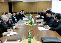 """""""Турбоатом"""" развивает сотрудничество с Республикой Таджикистан"""