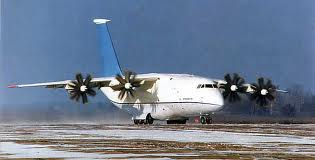 Ан-70- новый шаг в развитии транспортной авиации.