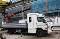 """АЗ """"Чайка-Сервис"""" представил Hyundai-78 с новой двухрядной 7-местной кабиной"""