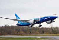 Летные испытания Boeing 787 Dreamliner близки к завершению