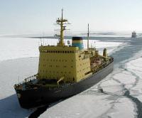 В России начнется строительство новых ледоколов