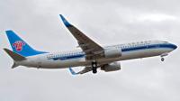 China Southern Airlines получила первый Boeing 737 с новыми двигателями