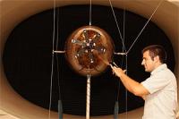В ЦАГИ завершены испытания модели фюзеляжа с хвостовым винтом