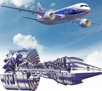 Эскизный проект перспективного двигателя для самолета МС-21 утвержден