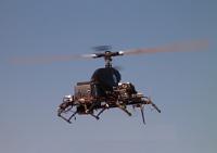 Израильская компания разработала новый разведывательный вертолет-беспилотник