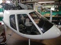 """В Башкирии на сверхлегкий двухместный вертолет R-30 """"Роторфлай"""" возлагают большие надежды"""