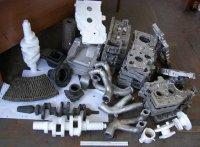 Современная технология производства металлических отливок