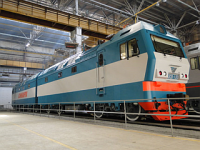 Группа Синара и РЖД заключили контракт на обслуживание электровозов 2ЭС6