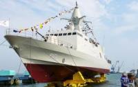ВМС ОАЭ пополнятся вторым корветом