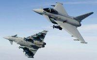 ОАЭ намерены приобрести истребители Typhoon