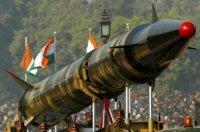 Индийские ВС испытали улучшенную баллистическую ракету
