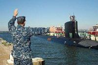 """В состав американских ВМС вошла АПЛ """"California"""""""