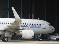 Airbus проверил новые законцовки крыльев в деле