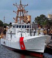 Береговая охрана США получила первый быстроходный катер класса Sentinel