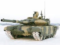 """ТВМ-2012: НПК """"Уралвагонзавод"""" покажет новый танк Т-90С"""