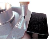 Ударно-точечная маркировка в машиностроении
