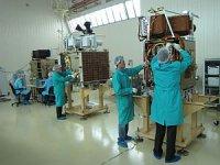 """Спутники """"Канопус-В"""" и БКА начинают готовить к запуску"""