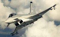 """Итальянские ВВС """"пересели"""" на истребители Eurofighter Typhoon"""