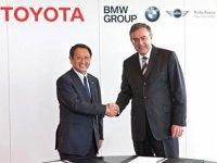 Продолжение совместных разработок BMW и Toyota