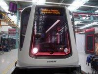 Представлен поезд Siemens для польского метро