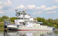 МССЗ спустил на воду головное обстановочное судно проекта 3050