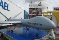 """БЛА """"Hermes-900"""" и """"Hermes-450"""" отправятся в Колумбию?"""