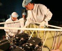 """Геодезическое оборудование для спутника """"ГЕО-ИК-2"""" изготовят во Франции"""