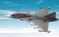 Saab завершает поставку истребителей JAS-39 Gripen в ЮАР