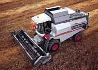Модавские аграрии получили первые ростовские комбайны Vector 420