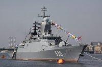 """Корвет """"Бойкий"""" проекта 20380 вышел на ходовые испытания"""