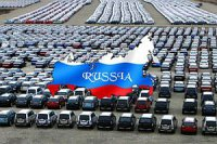 Авторынок в России демонстрирует рост