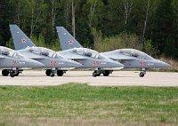 """Корпорация """"Иркут"""" завершила поставку ВВС России первой партии самолетов Як-130"""