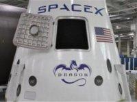 Коммерческий корабль Dragon успешно пристыковался к МКС