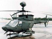 Начались испытания модернизированной версии вертолета OH-58 Kiowa Warrior