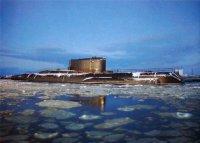 """ВМФ России испытает подлодку Б-90 """"Саров"""" на водородном топливе"""