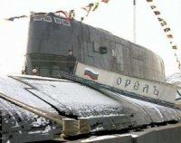 """Подводный ракетный крейсер К-266 """"Орел"""" пройдет модернизацию"""