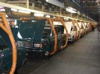 Росстат: выпуск автомобилей увеличился, а пассажирских вагонов сократился за 10 месяцев