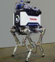 Toshiba представила робота для работы в АЭС